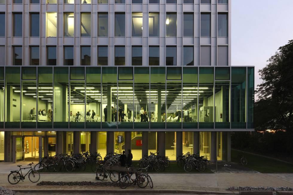 المقر الرئيسي في برلين