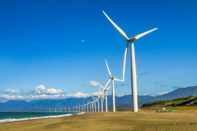 Harnessing the coastal wind