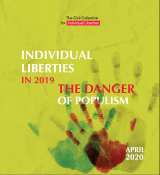 Individual liberties in 2019 the danger of populism. A report on the state of individual liberties in Tunisia