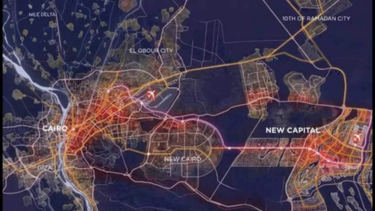 New Cities are Unsustainable - written by Yahia Shawkat